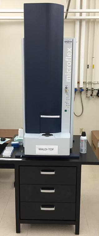 Bruker microflex LRF™ | Mass Spectrometry Facility